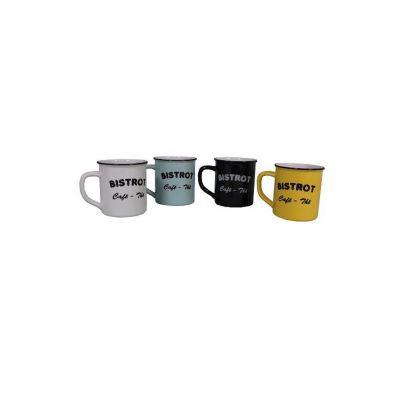 Bistro Tea Mugs