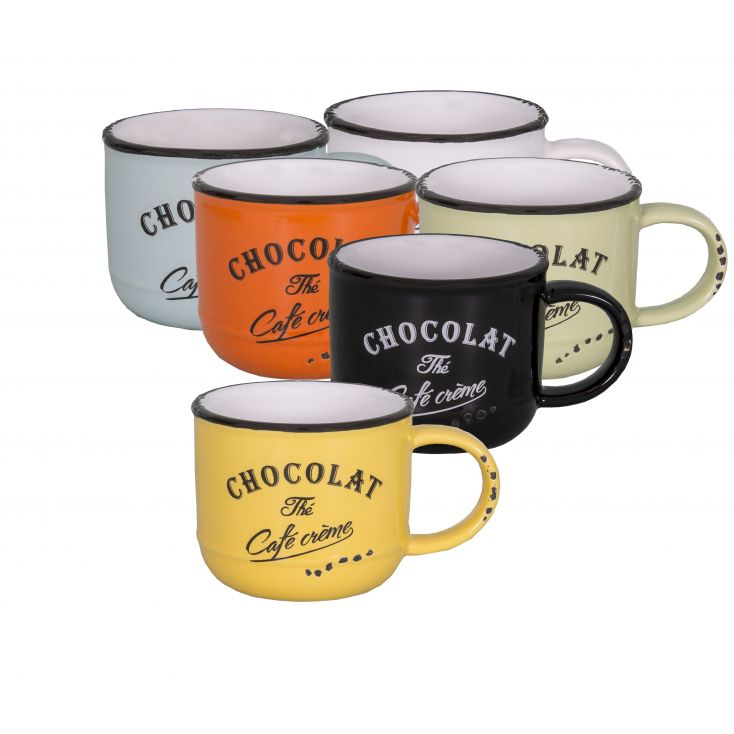 Hot Chocolate Mugs Tableware £ 44.00 Store UK, US, EU, AE,BE,CA,DK,FR,DE,IE,IT,MT,NL,NO,ES,SE
