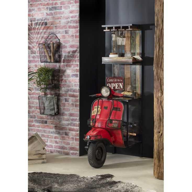 Vespa Bar Upcycled Furniture Smithers of Stamford £ 1,059.00 Store UK, US, EU, AE,BE,CA,DK,FR,DE,IE,IT,MT,NL,NO,ES,SE