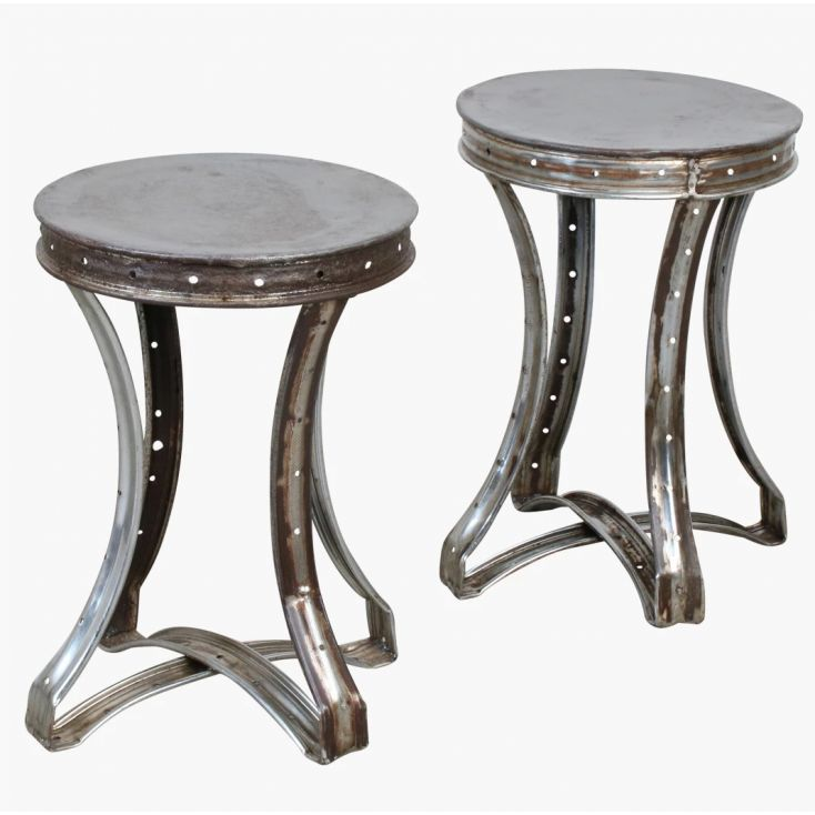 Bicycle Stool Bar Stools Smithers of Stamford £ 70.00 Store UK, US, EU, AE,BE,CA,DK,FR,DE,IE,IT,MT,NL,NO,ES,SE