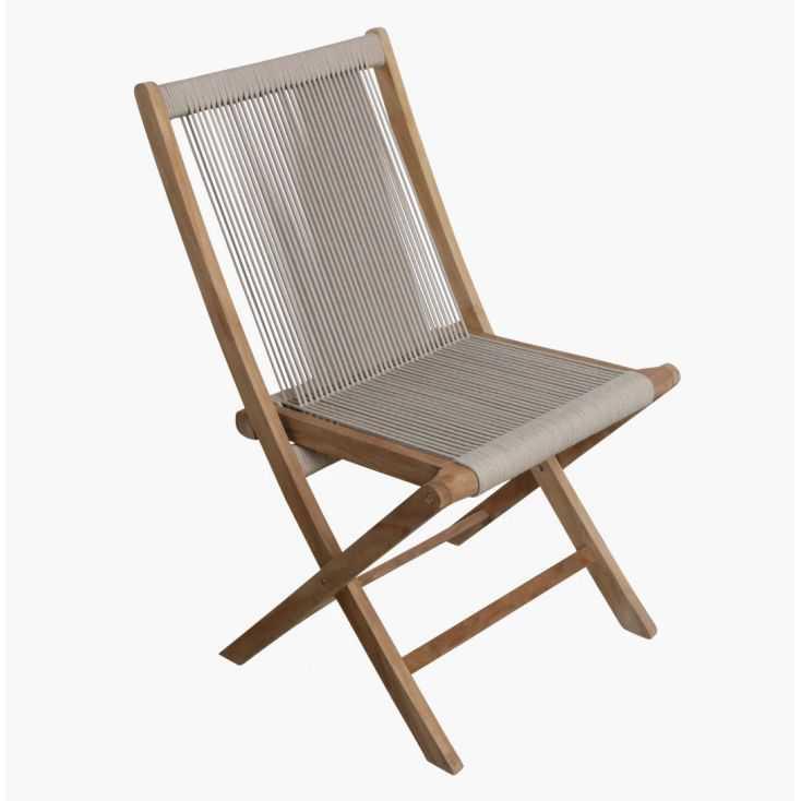 Rope Folding Chair Bedroom  £250.00 Store UK, US, EU, AE,BE,CA,DK,FR,DE,IE,IT,MT,NL,NO,ES,SE