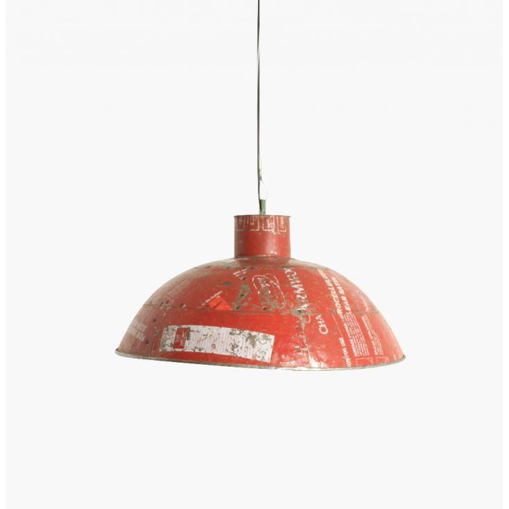 Recycled Pendant Lamp Shade Vintage Lighting £ 93.00 Store UK, US, EU, AE,BE,CA,DK,FR,DE,IE,IT,MT,NL,NO,ES,SE