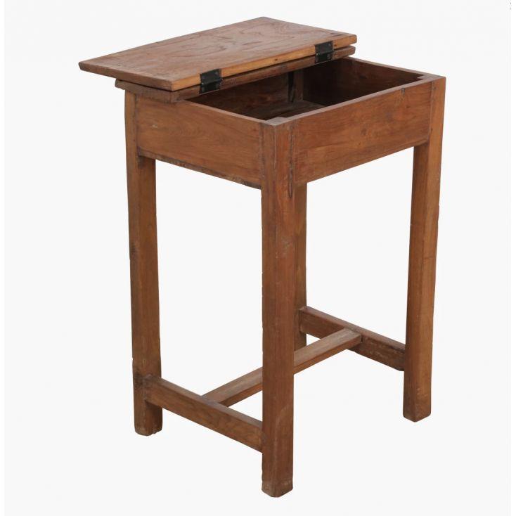 Wooden School Desk Vintage Furniture Smithers of Stamford £ 165.00 Store UK, US, EU, AE,BE,CA,DK,FR,DE,IE,IT,MT,NL,NO,ES,SE