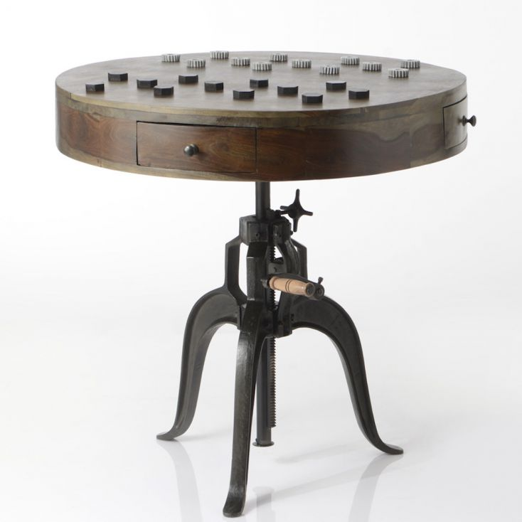 Draughts Table Industrial Furniture Smithers of Stamford 1,150.00 Store UK, US, EU, AE,BE,CA,DK,FR,DE,IE,IT,MT,NL,NO,ES,SE