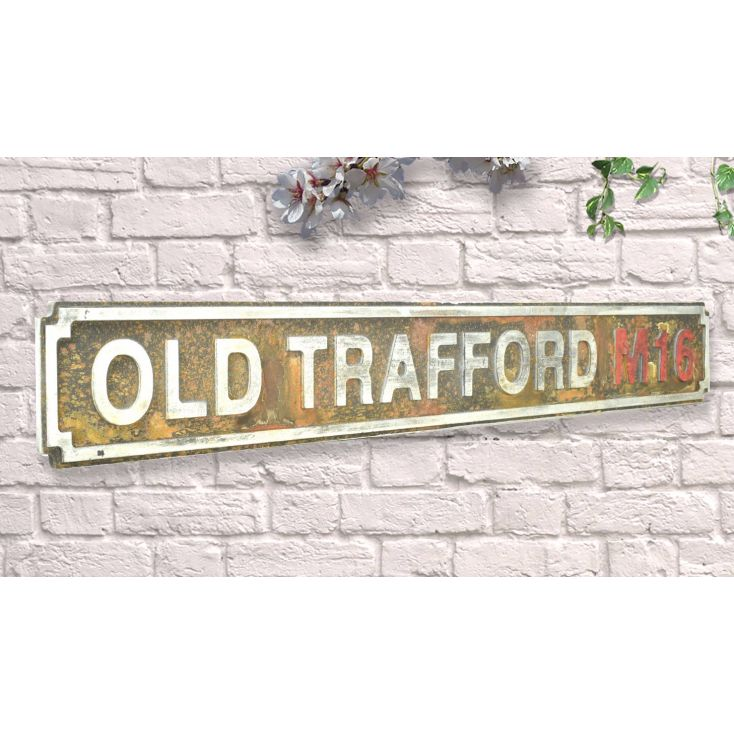 Metal Football Road Signs Retro Gifts Smithers of Stamford £ 30.00 Store UK, US, EU, AE,BE,CA,DK,FR,DE,IE,IT,MT,NL,NO,ES,SE