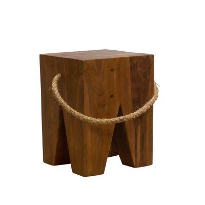 Tree Cube Stool