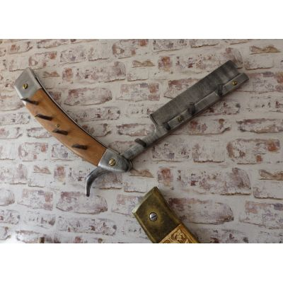 Cut Throat Barbers Coat Hook