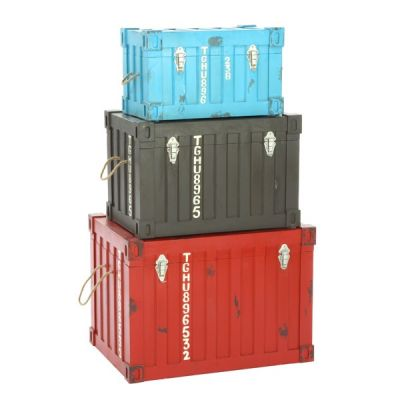 Container Storage Chest