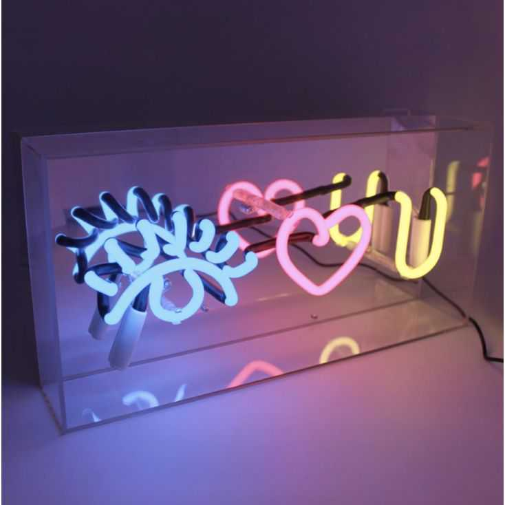 I Love You Sign Retro Gifts Seletti £ 99.00 Store UK, US, EU, AE,BE,CA,DK,FR,DE,IE,IT,MT,NL,NO,ES,SE