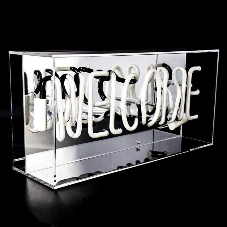 Welcome Neon Sign Neon Signs £ 89.00 Store UK, US, EU, AE,BE,CA,DK,FR,DE,IE,IT,MT,NL,NO,ES,SE