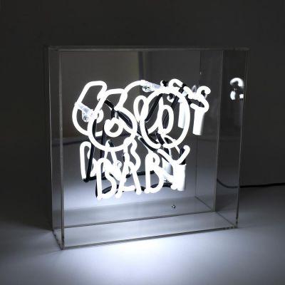 60s Baby Neon Light