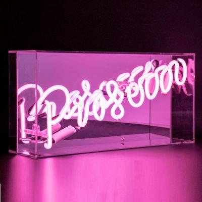 Prosecco Neon Sign