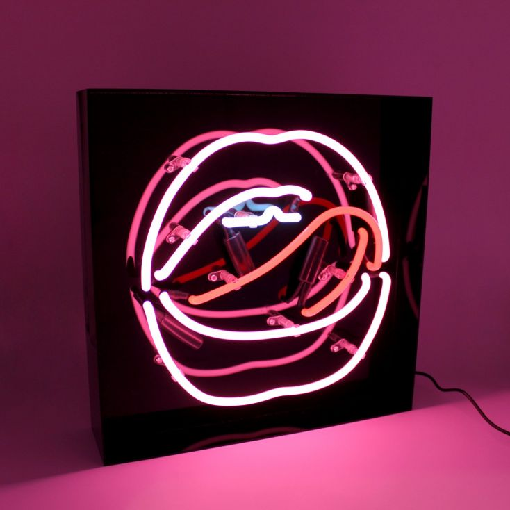 Neon Mouth Vintage Lighting Seletti £ 95.00 Store UK, US, EU, AE,BE,CA,DK,FR,DE,IE,IT,MT,NL,NO,ES,SE