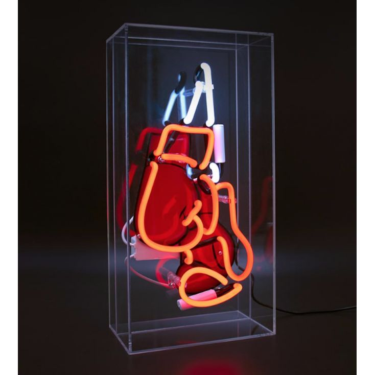 Boxing Glove Neon Light Retro Gifts Smithers of Stamford £ 90.00 Store UK, US, EU, AE,BE,CA,DK,FR,DE,IE,IT,MT,NL,NO,ES,SE