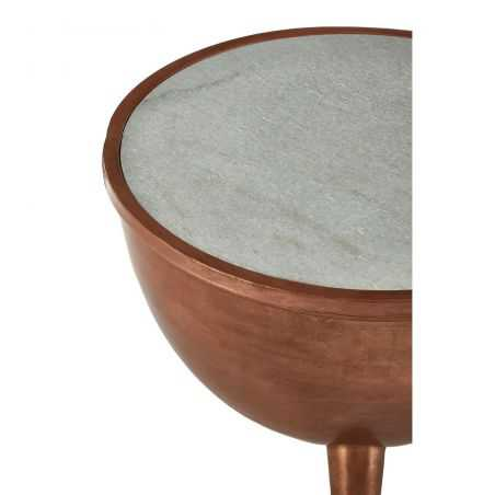 Metal Drum Coffe Table Side Tables & Coffee Tables Smithers of Stamford £ 286.00 Store UK, US, EU, AE,BE,CA,DK,FR,DE,IE,IT,MT...