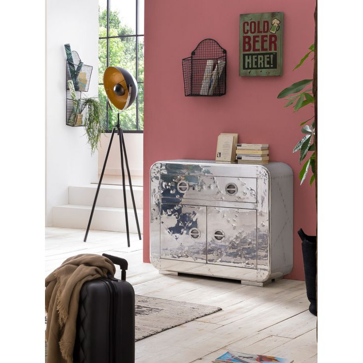 Aviator Sideboard Kitchen & Dining Room Smithers of Stamford £ 899.00 Store UK, US, EU, AE,BE,CA,DK,FR,DE,IE,IT,MT,NL,NO,ES,SE
