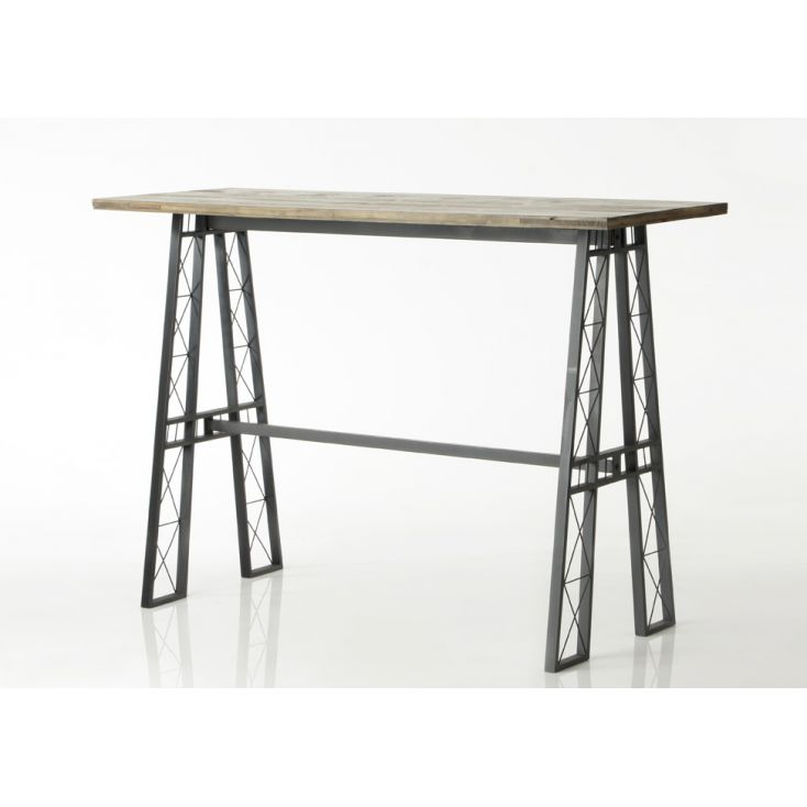 Eiffel Tower Bar Table Industrial Furniture £ 590.00 Store UK, US, EU, AE,BE,CA,DK,FR,DE,IE,IT,MT,NL,NO,ES,SE