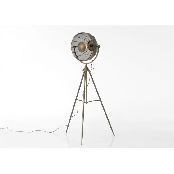 Hugo Tripod Floor Lamp Vintage Lighting Smithers of Stamford £ 300.00 Store UK, US, EU, AE,BE,CA,DK,FR,DE,IE,IT,MT,NL,NO,ES,SE