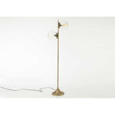 Double Bubble Floor Lamp