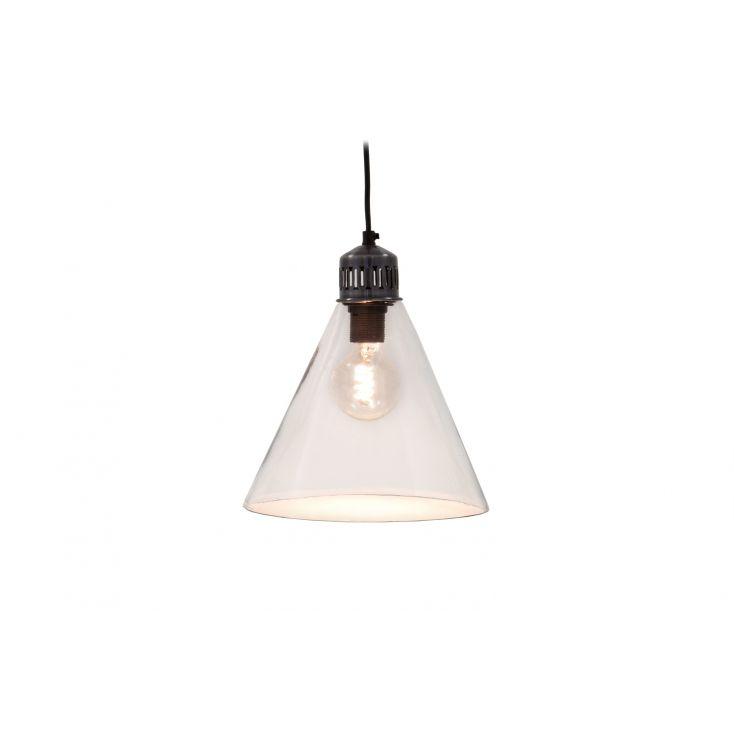 Glass Hanging Lamp Vintage Lighting Smithers of Stamford £ 60.00 Store UK, US, EU, AE,BE,CA,DK,FR,DE,IE,IT,MT,NL,NO,ES,SE