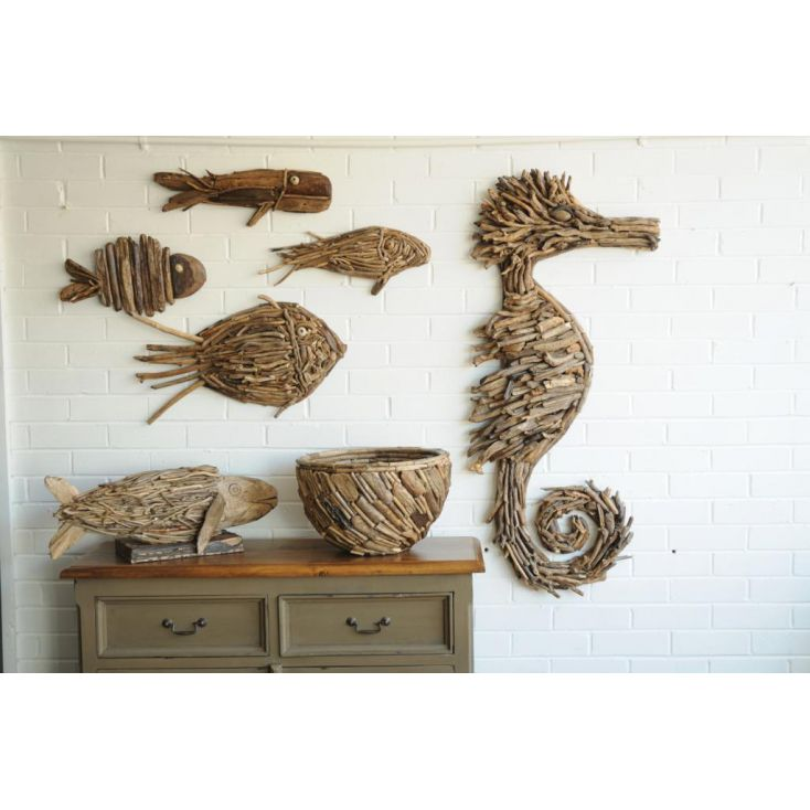 Driftwood Sea Horse Bathroom Smithers of Stamford £ 120.00 Store UK, US, EU, AE,BE,CA,DK,FR,DE,IE,IT,MT,NL,NO,ES,SE