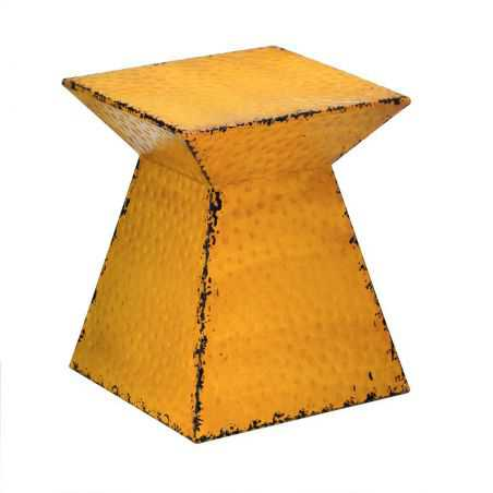 Quirky Asymmetric Stool Home Smithers of Stamford £ 56.00 Store UK, US, EU, AE,BE,CA,DK,FR,DE,IE,IT,MT,NL,NO,ES,SE