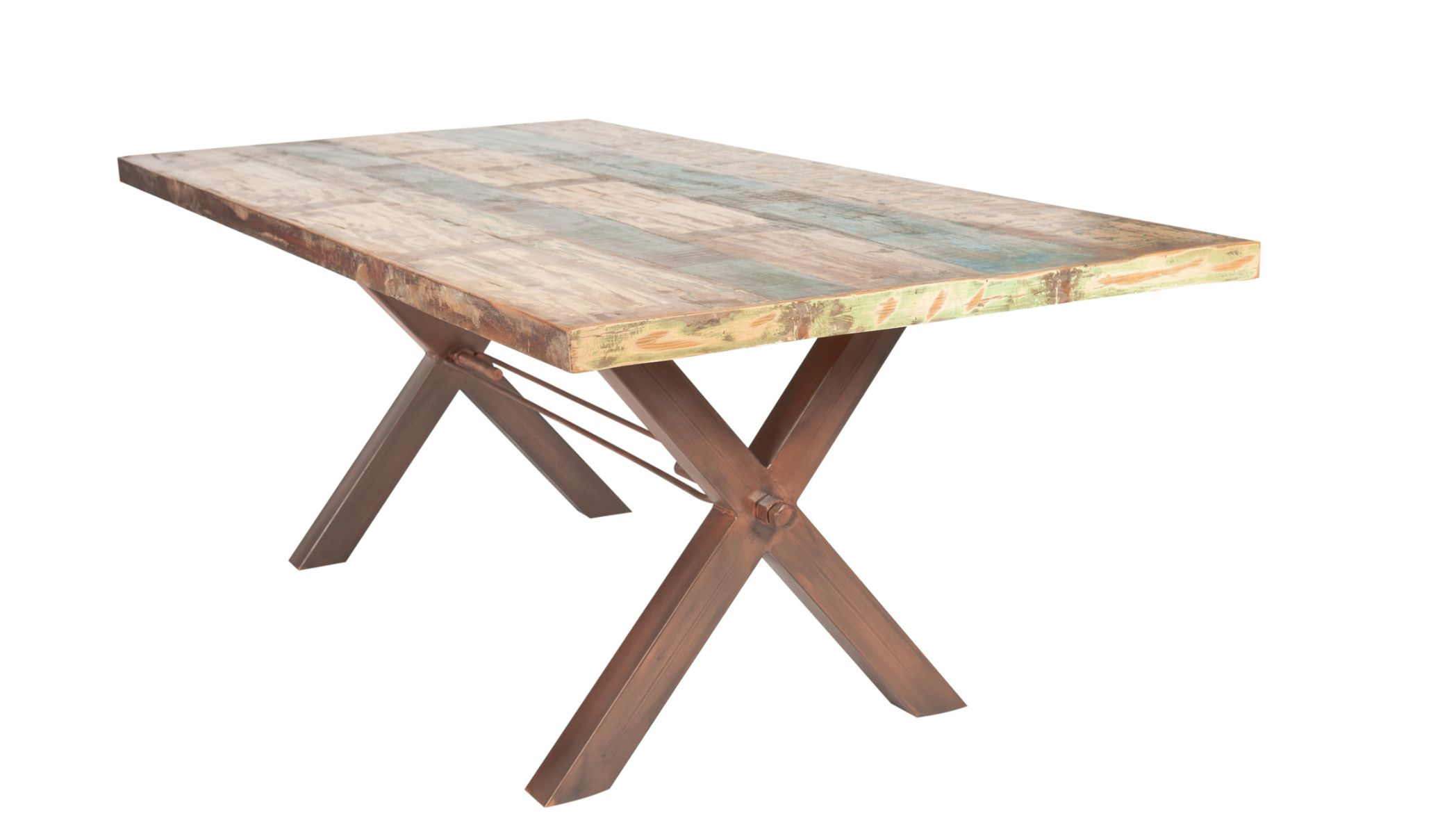 Best Reclaimed Boat Wood Dining Tables