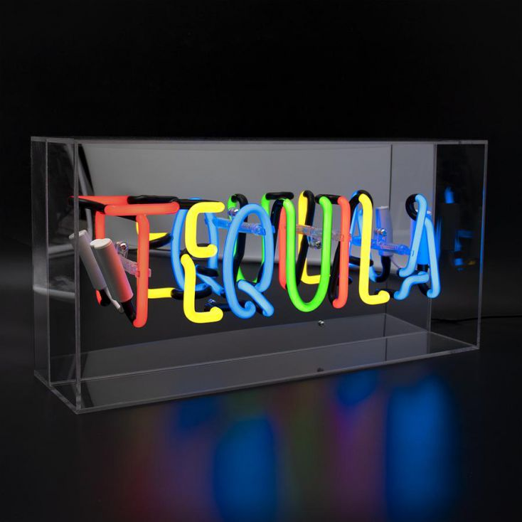 Tequila Neon Light Retro Gifts Smithers of Stamford £ 95.00 Store UK, US, EU, AE,BE,CA,DK,FR,DE,IE,IT,MT,NL,NO,ES,SE