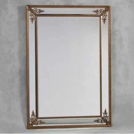 Chateau Ornate Mirror Smithers Archives Smithers of Stamford £ 522.00 Store UK, US, EU, AE,BE,CA,DK,FR,DE,IE,IT,MT,NL,NO,ES,SE
