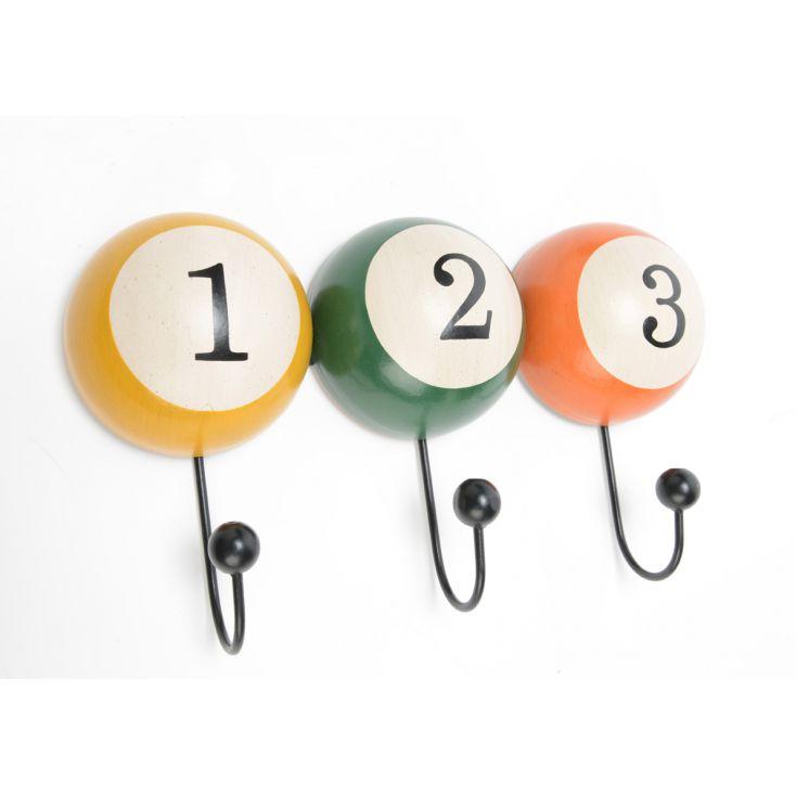 Pool Ball Coat Hook Coat Hooks £ 23.00 Store UK, US, EU, AE,BE,CA,DK,FR,DE,IE,IT,MT,NL,NO,ES,SE