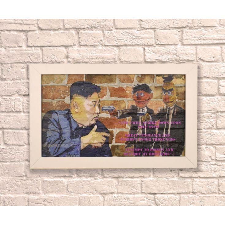 Bert And Ernie Art Retro Signs £ 98.00 Store UK, US, EU, AE,BE,CA,DK,FR,DE,IE,IT,MT,NL,NO,ES,SE