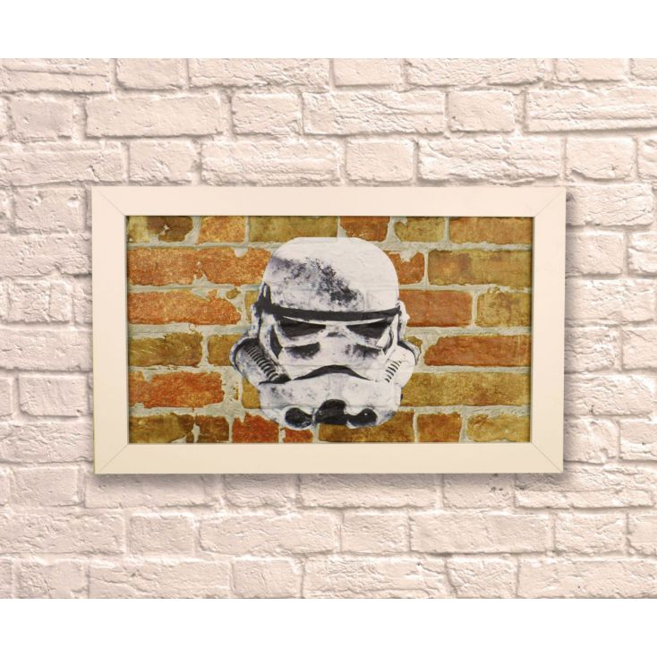 StormTrooper Wall Art Vintage Wall Art £ 98.00 Store UK, US, EU, AE,BE,CA,DK,FR,DE,IE,IT,MT,NL,NO,ES,SE