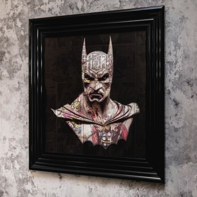 Batman Art Picture Frame