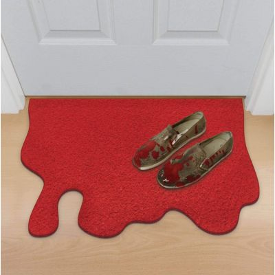 Blood Spilt Doormat Retro Gifts Smithers of Stamford £ 25.00 Store UK, US, EU, AE,BE,CA,DK,FR,DE,IE,IT,MT,NL,NO,ES,SE