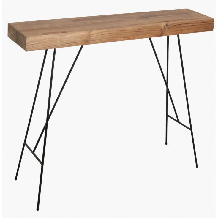 Minimal Console Table Industrial Furniture Smithers of Stamford £ 419.00 Store UK, US, EU, AE,BE,CA,DK,FR,DE,IE,IT,MT,NL,NO,E...