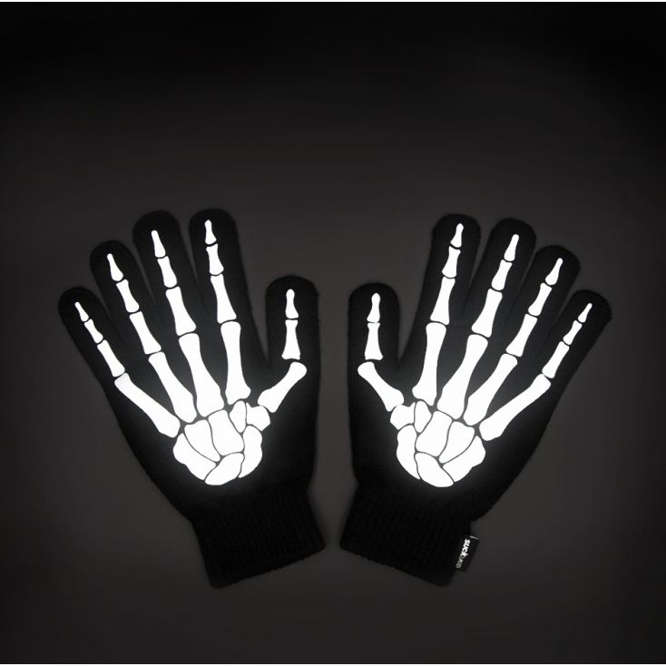 Skeleton Gloves Christmas Gifts 2019 Smithers of Stamford £ 12.00 Store UK, US, EU, AE,BE,CA,DK,FR,DE,IE,IT,MT,NL,NO,ES,SE