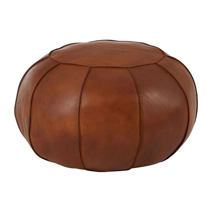 Round Leather Footstool Unique Footstools Smithers of Stamford £ 245.00 Store UK, US, EU, AE,BE,CA,DK,FR,DE,IE,IT,MT,NL,NO,ES,SE