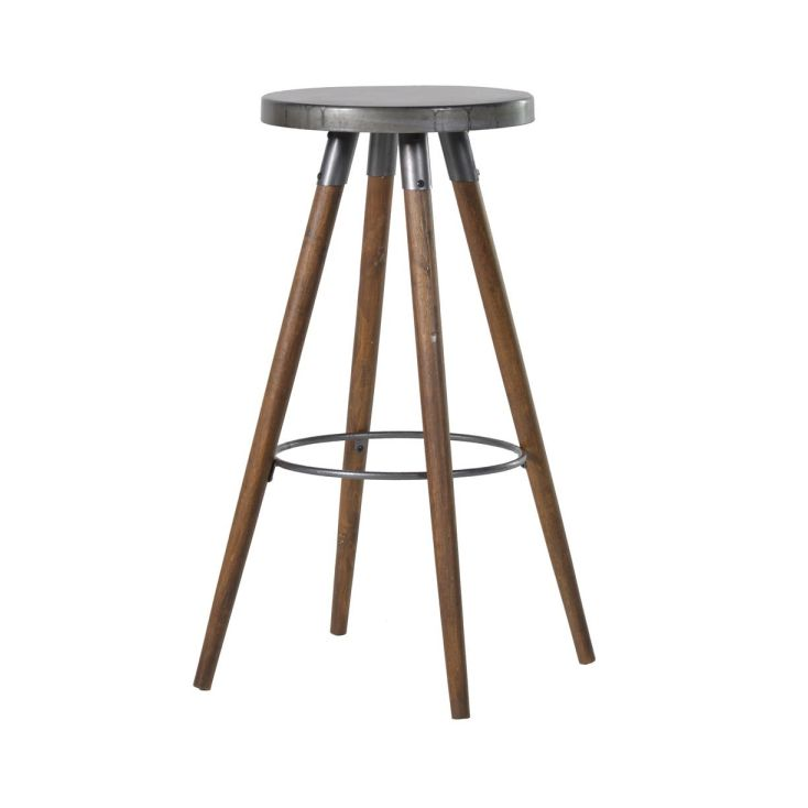 Metal Top Bar Stools Designer Furniture Smithers of Stamford £ 159.00 Store UK, US, EU, AE,BE,CA,DK,FR,DE,IE,IT,MT,NL,NO,ES,SE