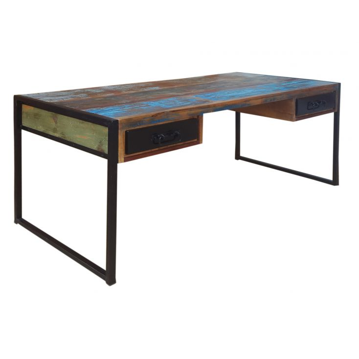 Miami Industrial Desk Office Smithers of Stamford £ 1,200.00 Store UK, US, EU, AE,BE,CA,DK,FR,DE,IE,IT,MT,NL,NO,ES,SE
