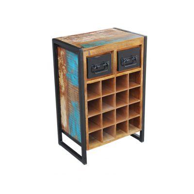 Miami Wine Cabinet