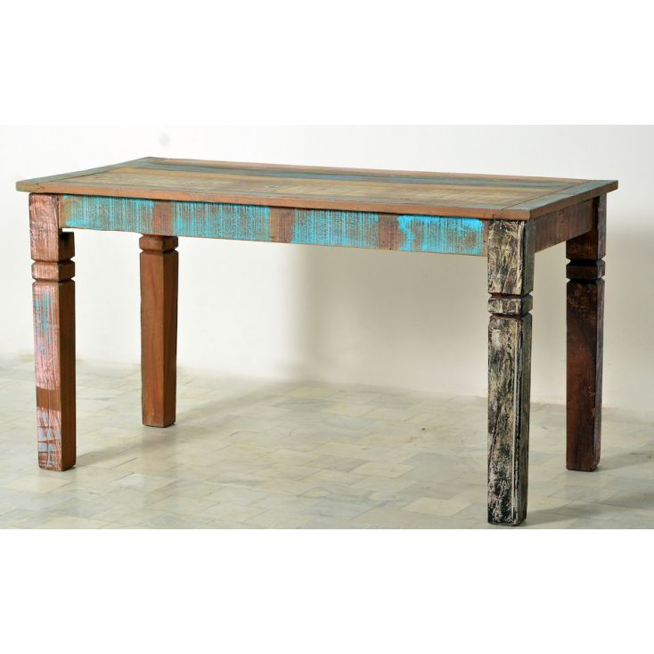River Thames Dining Table Reclaimed Wood Furniture Smithers of Stamford £ 1,000.00 Store UK, US, EU, AE,BE,CA,DK,FR,DE,IE,IT,...