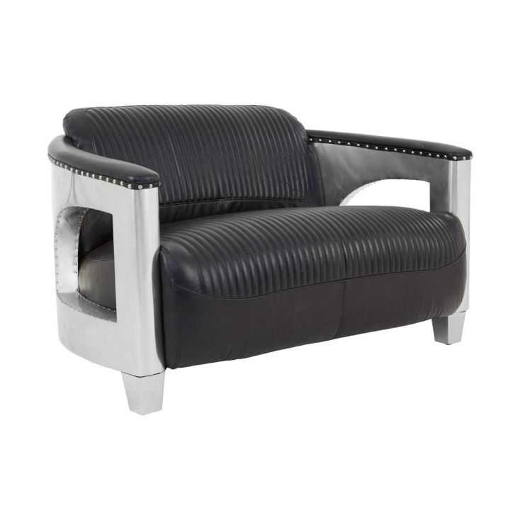 Aviator Black Spitfire Sofa Sofas and Armchairs Smithers of Stamford £ 2,637.00 Store UK, US, EU, AE,BE,CA,DK,FR,DE,IE,IT,MT,...