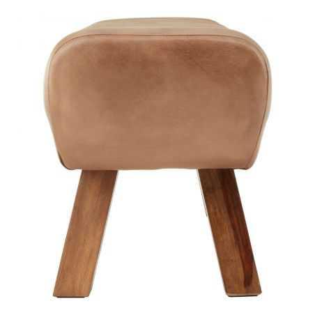Leather Pommel Bench Vintage Furniture Smithers of Stamford £ 415.00 Store UK, US, EU, AE,BE,CA,DK,FR,DE,IE,IT,MT,NL,NO,ES,SE