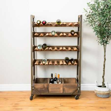 Vintage Helsing Wine Rack Smithers Archives Smithers of Stamford £ 750.00 Store UK, US, EU, AE,BE,CA,DK,FR,DE,IE,IT,MT,NL,NO,...