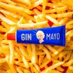 Gin' A Different Kind Of Mayonnaise Retro Gifts £ 0.80 Store UK, US, EU, AE,BE,CA,DK,FR,DE,IE,IT,MT,NL,NO,ES,SE