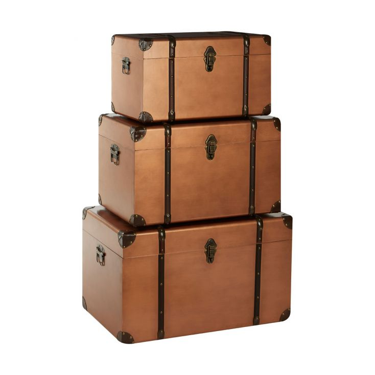 Copper Trunks Trunk Chests Smithers of Stamford £ 429.00 Store UK, US, EU, AE,BE,CA,DK,FR,DE,IE,IT,MT,NL,NO,ES,SE