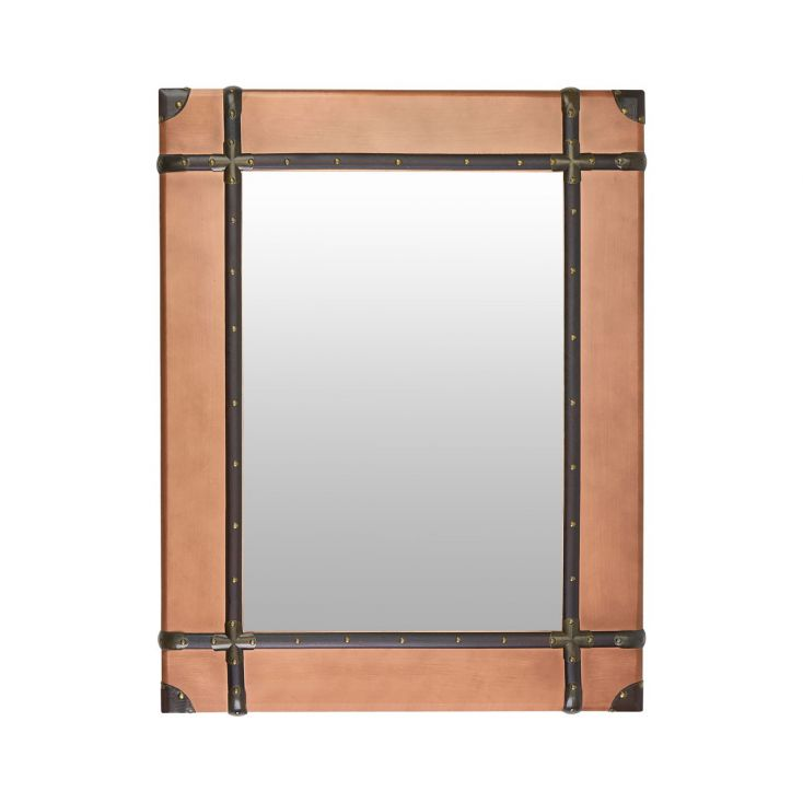 Large Copper Mirror Hallway Smithers of Stamford £ 179.00 Store UK, US, EU, AE,BE,CA,DK,FR,DE,IE,IT,MT,NL,NO,ES,SE
