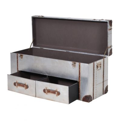 Hawker Storage Trunk Chest Of Drawers
