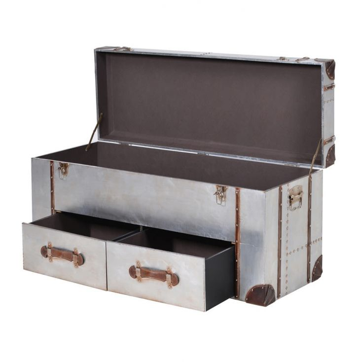 Hawker Storage Trunk Chest Of Drawers Aviation Furniture Smithers of Stamford £ 290.00 Store UK, US, EU, AE,BE,CA,DK,FR,DE,IE...