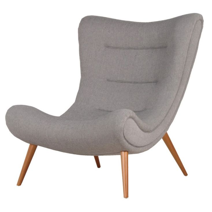 Light Grey Accent Chair Sofas and Armchairs Smithers of Stamford £ 1,054.00 Store UK, US, EU, AE,BE,CA,DK,FR,DE,IE,IT,MT,NL,N...